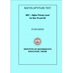 MAT - STUDY BOOK  VII / VIII